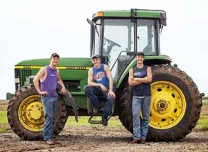 EWC to host Greg Peterson of Peterson Farm Brothers
