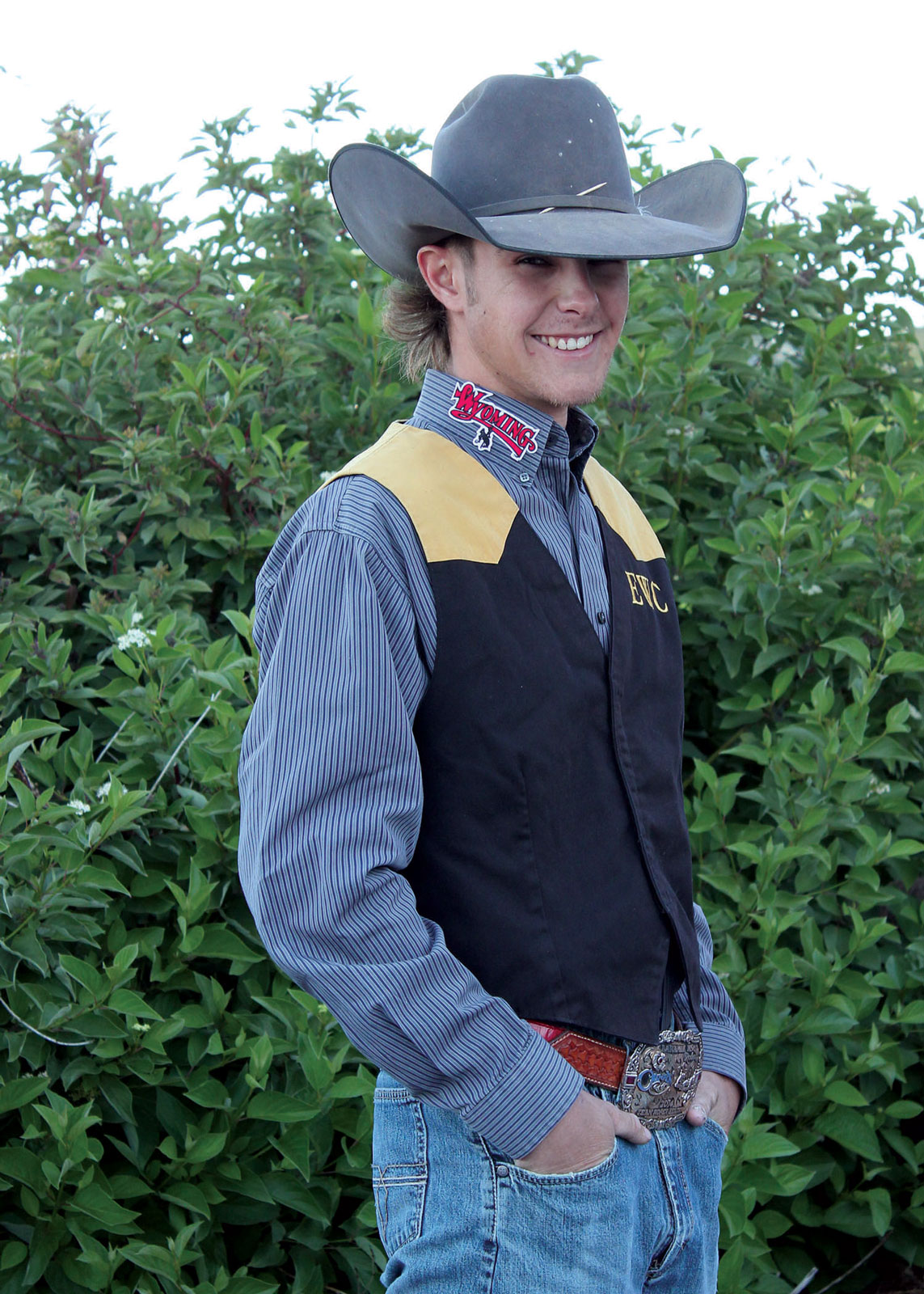 Lancer Rodeo Team Compete Well At Csu Rodeo Eastern