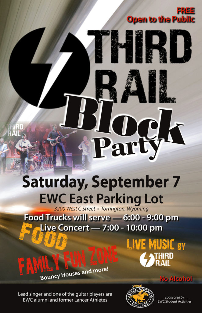 Third Rail Block Party