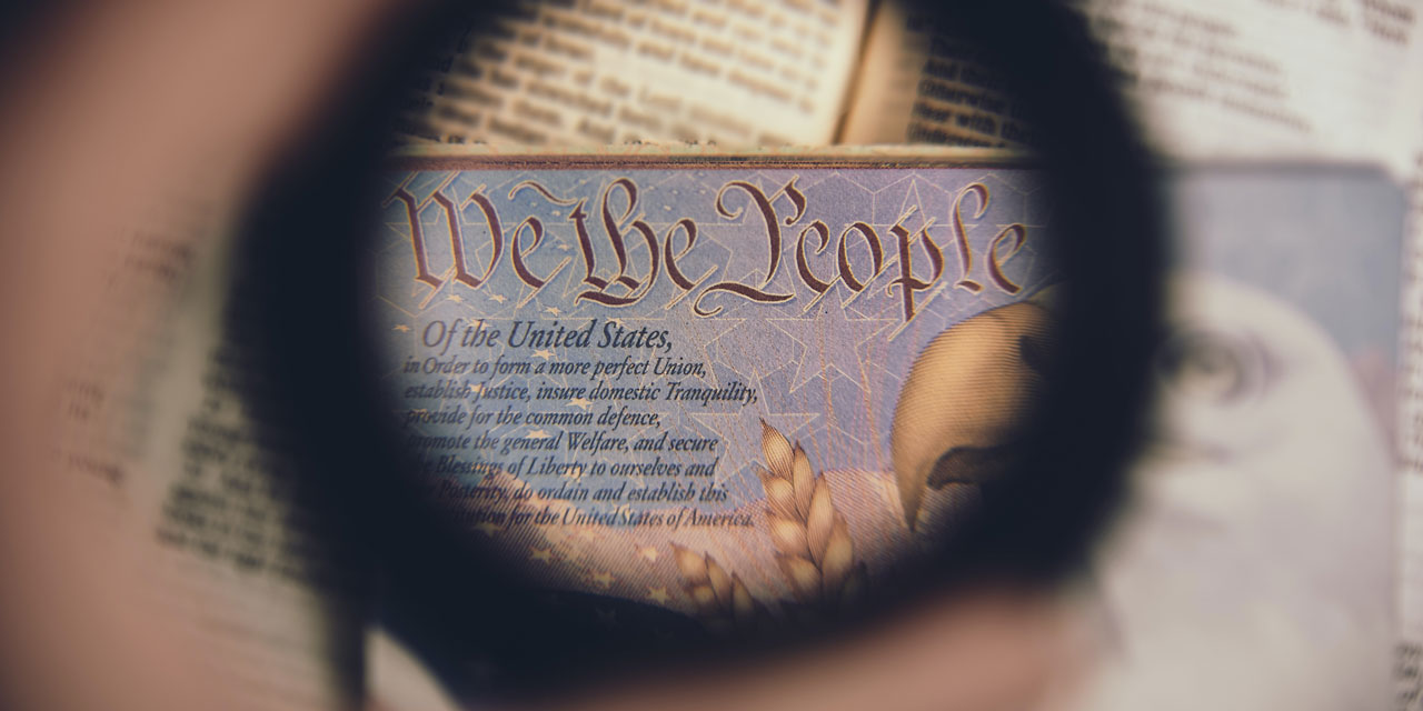 We The People - Constitution Day