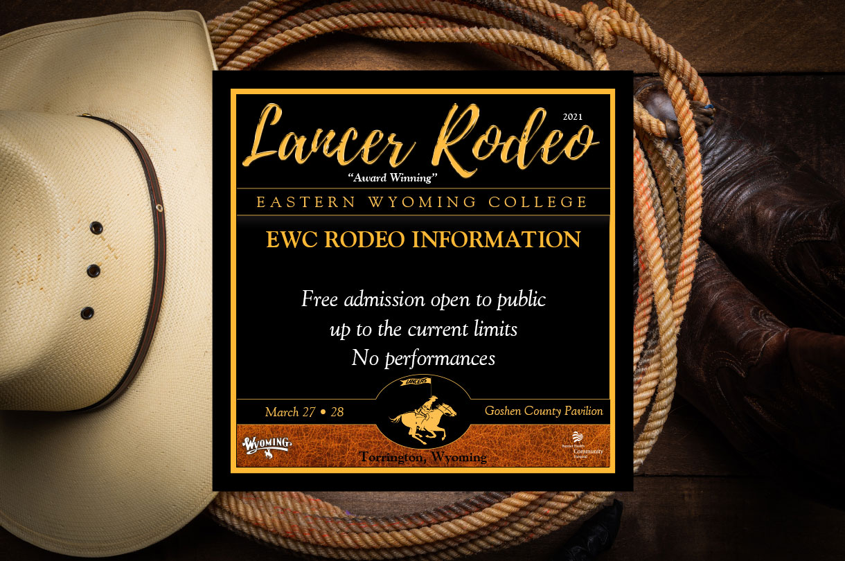 Eastern Wyoming College - Lancer Rodeo - Information
